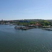 Göteborg fra Stena Line