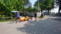 Klar til liggecykelforeningens forårstur