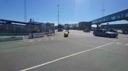 3 velonauter fra Sverige ankommer