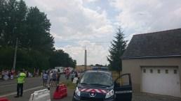 Strada fanget af Tour De France