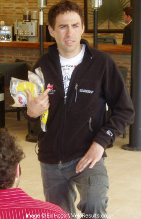 Saunier Duval Team Launch 2007