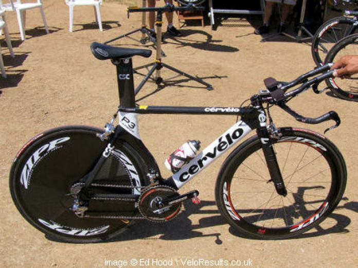 Grand Tour Time Trial Bikes 2007