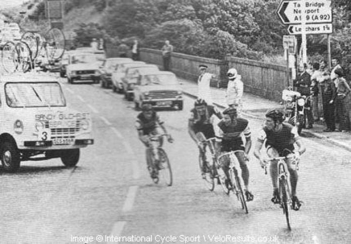 When Scotland had a National Stage Race