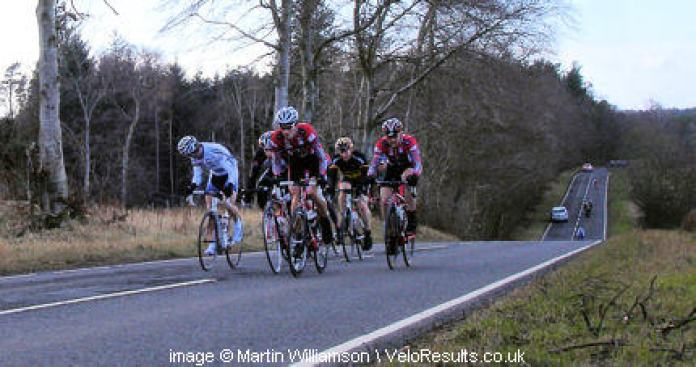 Scottish Cycling Super 6