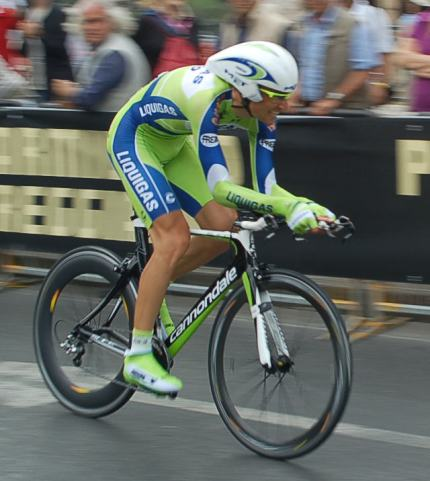 Basso wasn't his old, breathing-through-his-nose, self in this Giro.