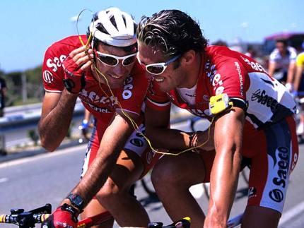 Mario's Scirea and Cipollini were great mates, and Scirea worked tirelessly for Cipo.