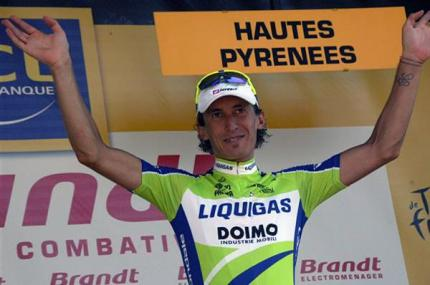 Pello took the Combativity award as small compensation for second place.