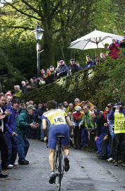 The Bec CC Hill Climb