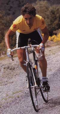 Robert was second in the Vuelta - twice!