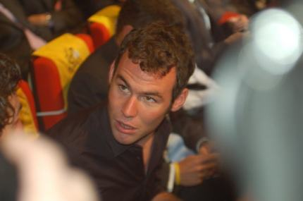 Mark Cavendish makes sure his views are known. From not to be messed with...