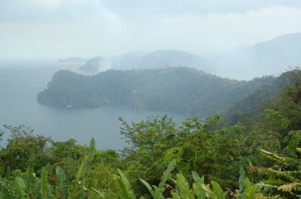 Maracas Bay.