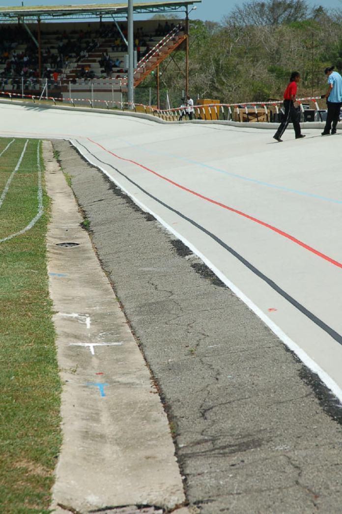 Palo Seco Track Meet