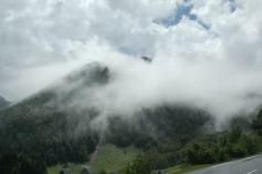Is it mist, or cloud?