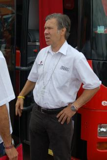 Jim Ochowitz not so happy over at BMC, with little to show for their first Tour.