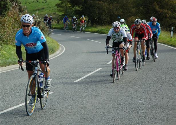Sandy Wallace Cycles 50 mile road race