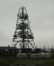 The relay station at the top.