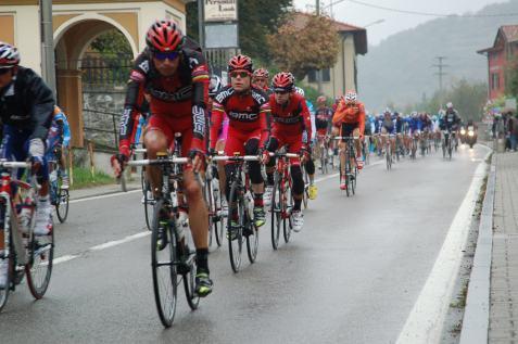 The star BMC riders.