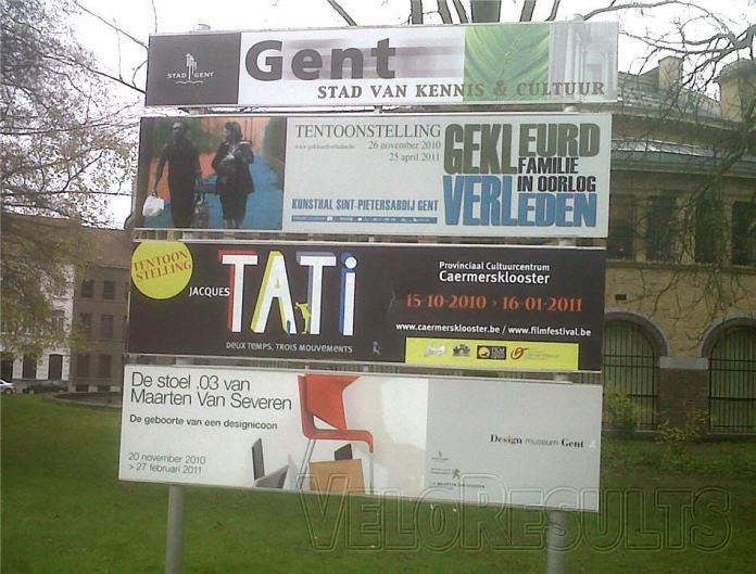 Gent Six Day 2010