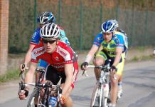 I enjoyed my time racing with Flanders.