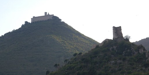The hill top castle.