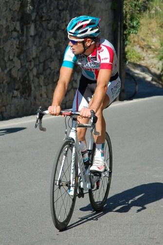 Adam rode the Giro for in 2011.