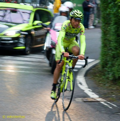 Cunego is coming back but Rabottini is still alone and strong.