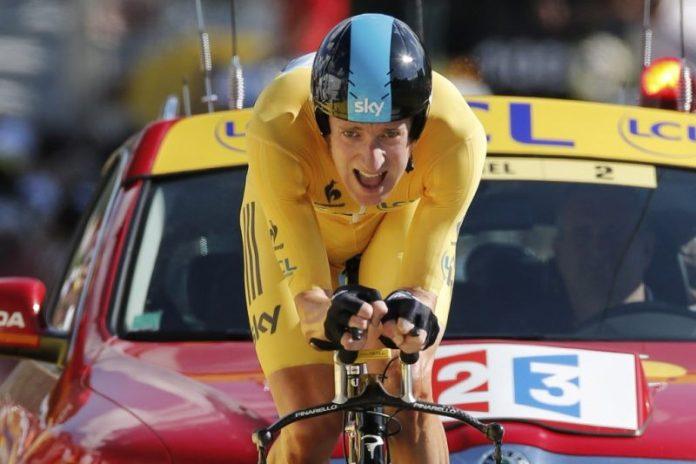 Le Tour de France 2012 - Stage 9