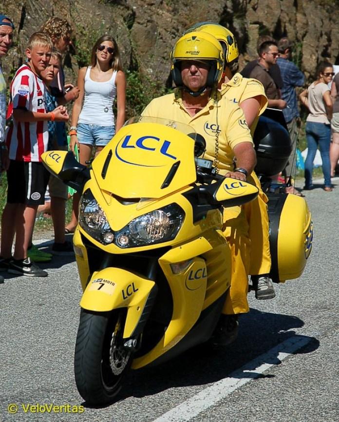 Le Tour de France 2012 - Stage 12