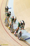 South African Team Pursuit