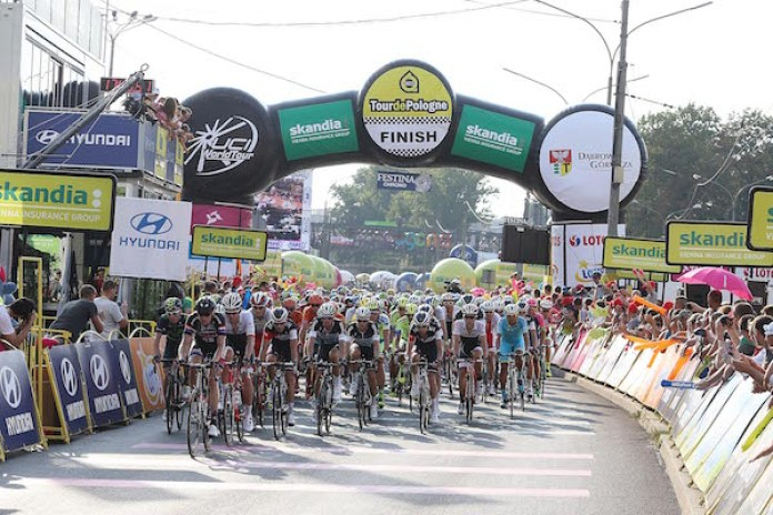 Velon and the Tour of Poland