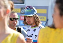 Sagan and Froome
