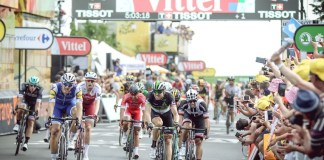 Kittel takes his third