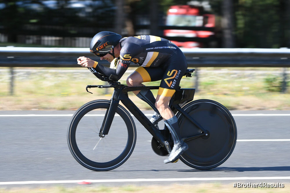 Chris Bartley – Former World Rowing Champion Turns to Cycling