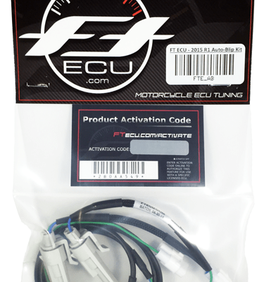 FTecu Auto Blipper System 2015 R1