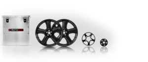 RotoBox Carbon Wheels with AluBox