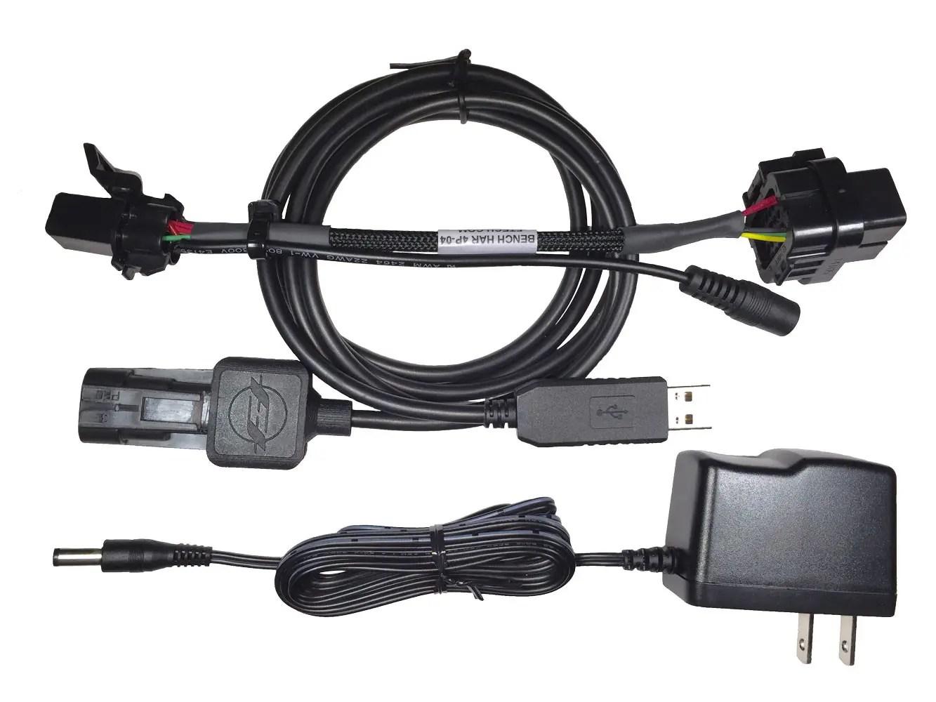 4P_BNKT_04 - FTecu FlashTune kit for Kawasaki ZX10R ZX14R 2011 2012 2013  2014 2015 2016