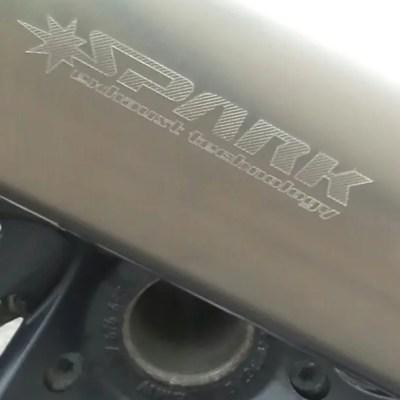 Spark Exhaust K 1200 S - K 1200 R (05-08)