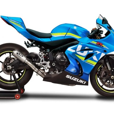 Spark Exhaust GSXR1000 2017+ GSU8806T GSX-R 1000 FULL SYSTEM s.steel collector MotoGP