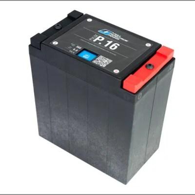 Full Spectrum Power Pulse P16