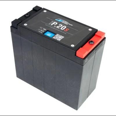 Full Spectrum Power Pulse P20S