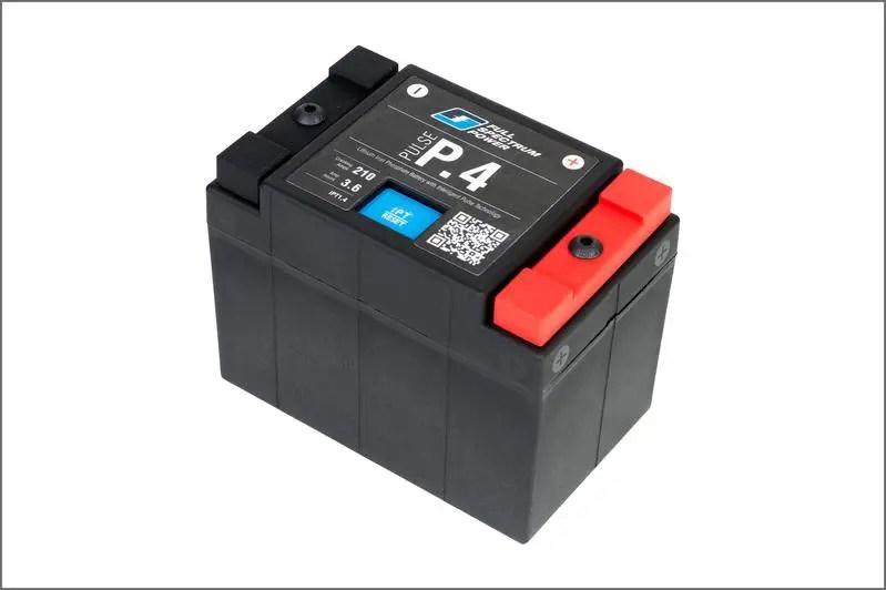 Full Spectrum Power Launch revolutionary IPT Battery