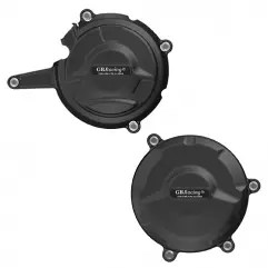 1199 Engine Cover Set 2012 - 2014 & 1299 2016-2019 EC-1199-2012-SET-GBR