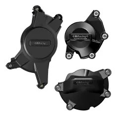GSXR1000 K9 - L6 Engine Cover Set STOCK & KIT EC-GSXR1000-K9-SET-GBR