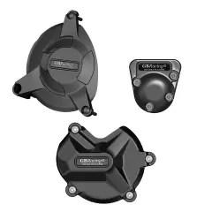 S1000RR & S1000R Engine Cover Set 2009 - 2016 EC-S1000RR-2009-SET-GBR