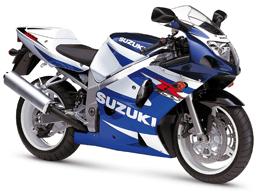 GSXR600 / GSXR750 1996 - 2000