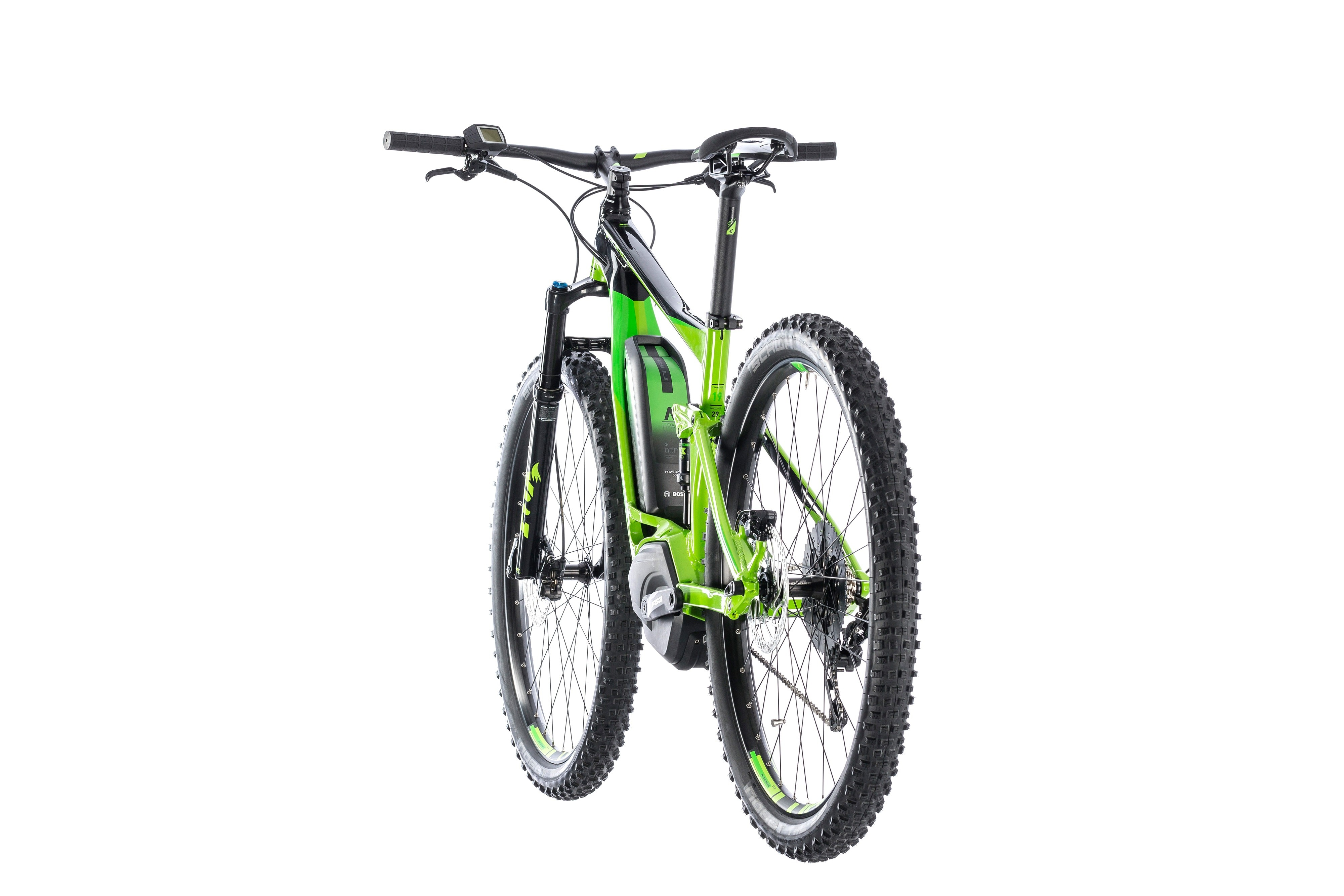 Vtt Electrique Cube Stereo Hybrid 120 Exc 500