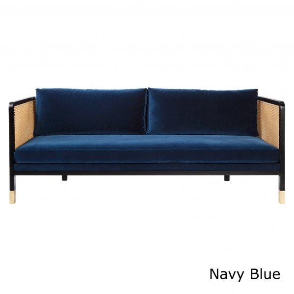velvet point sofas sofa wicker by