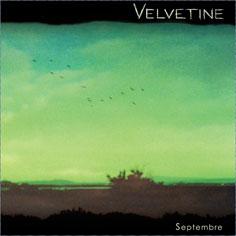 Velvetine : Septembre