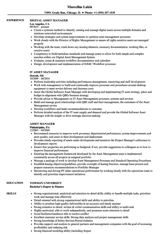 Executive Protection Resume Sample
