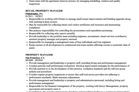 Free Cover Letter Templates » new property manager introduction ...